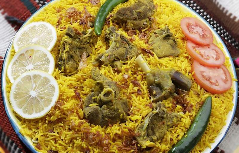 Where To Eat The Best Kabsa In The World Tasteatlas