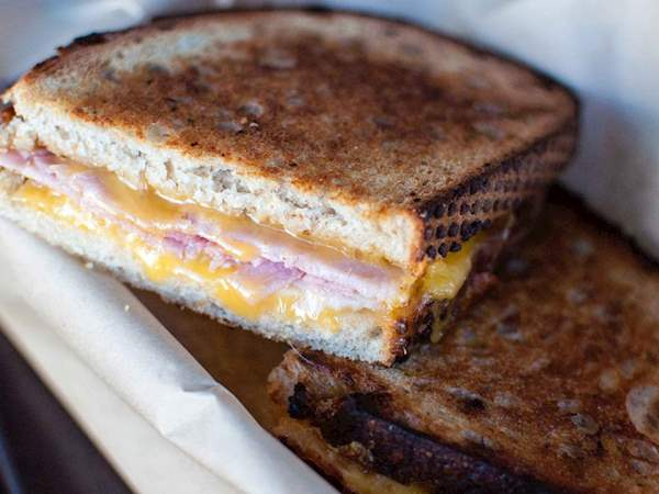 Grilled Cheese In The American Grilled