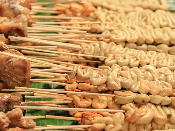 Isaw | Traditional Offal Dish From Philippines, Southeast Asia ...