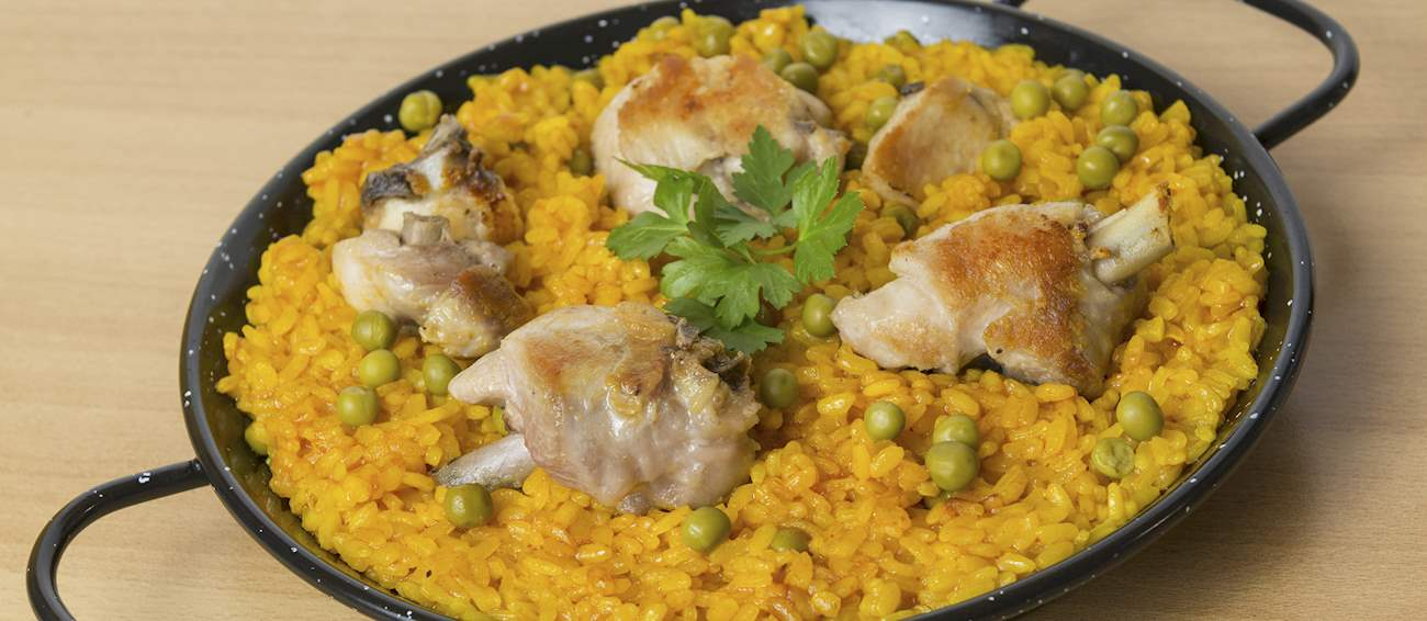 10 Most Popular South American Rice Dishes