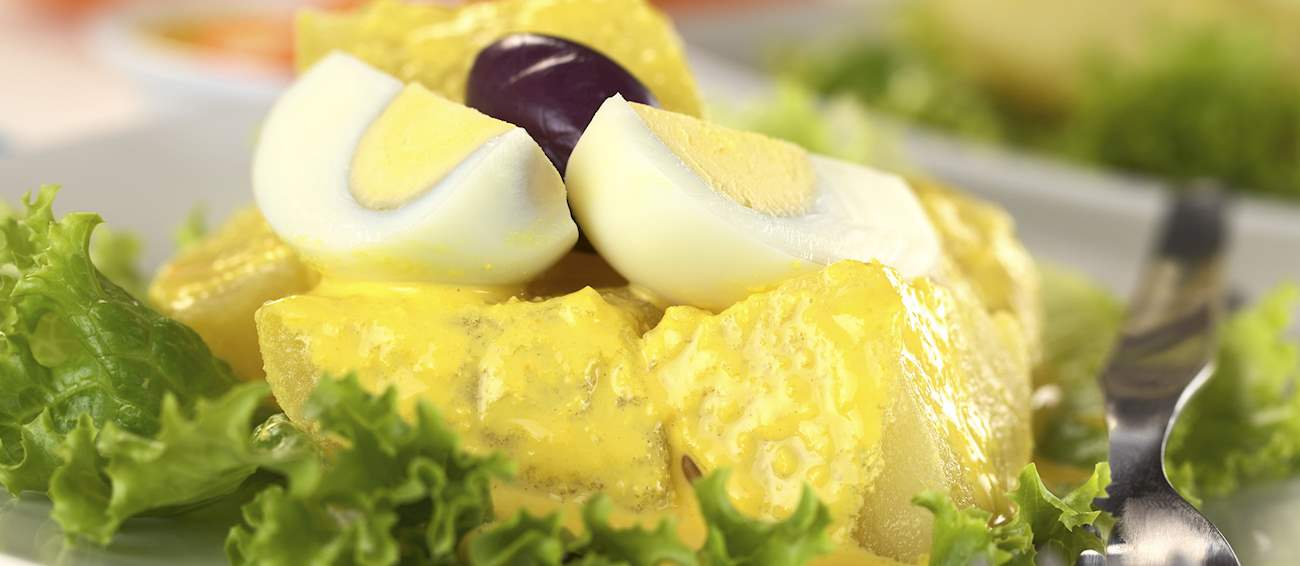 3 Most Popular Peruvian Potato Dishes