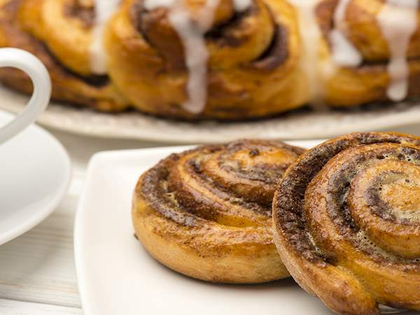 Kanelbulle | Traditional Sweet Pastry From Sweden