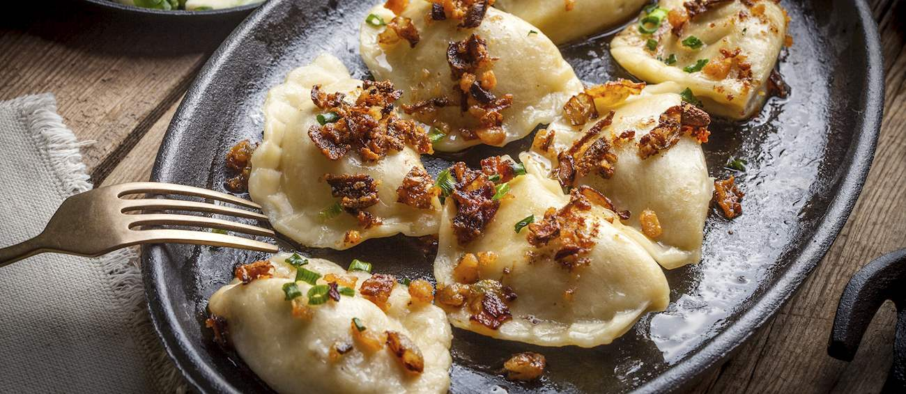 Top 50  Most Popular European dumplings