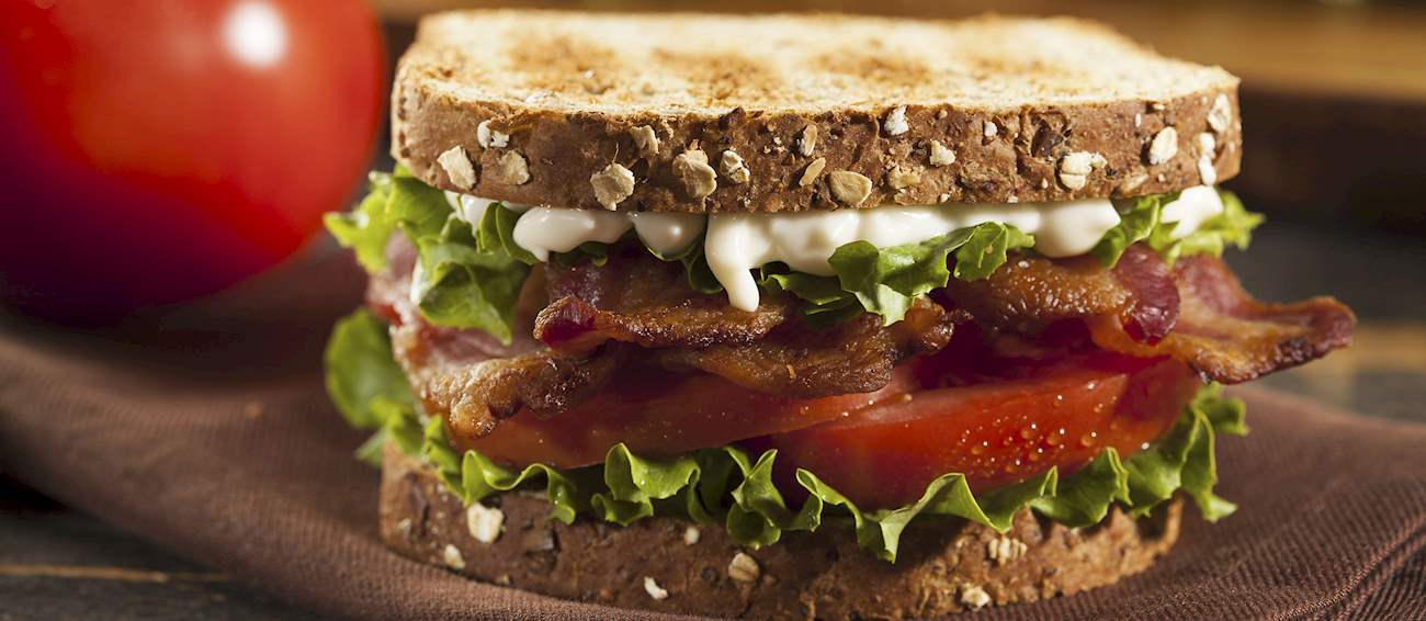 10 Most Popular British Sandwiches and Wraps