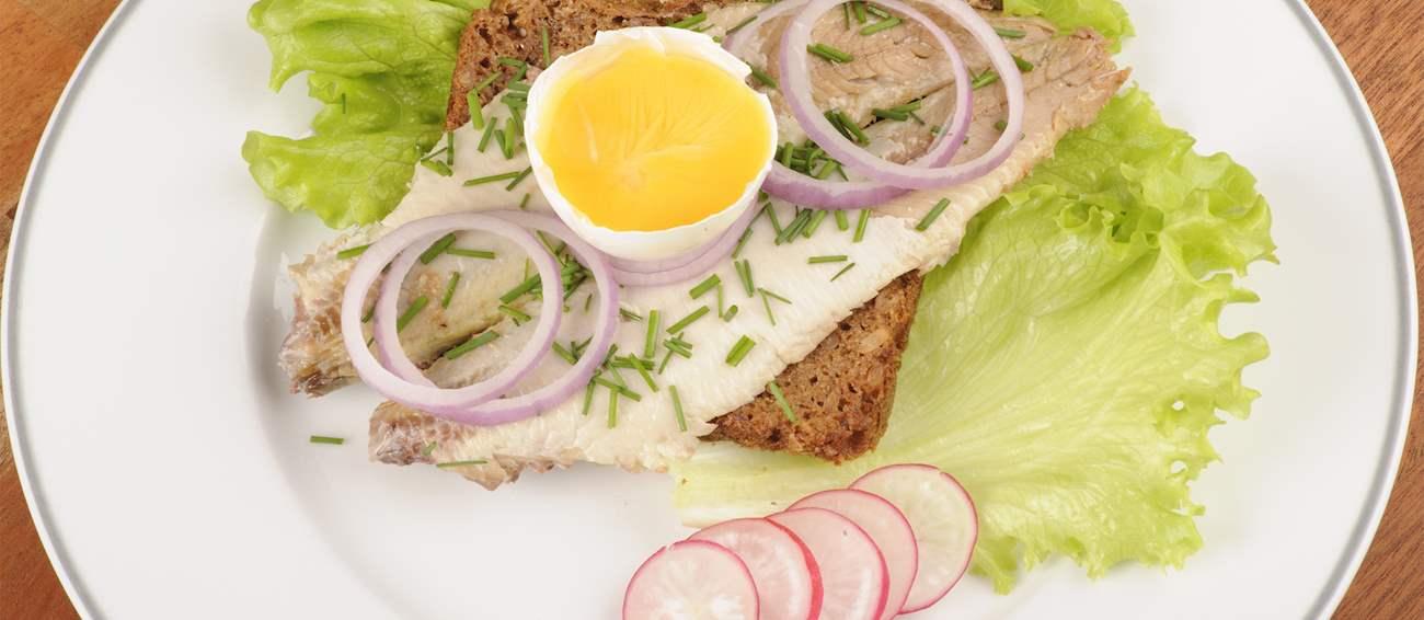 5 Most Popular Danish Sandwiches