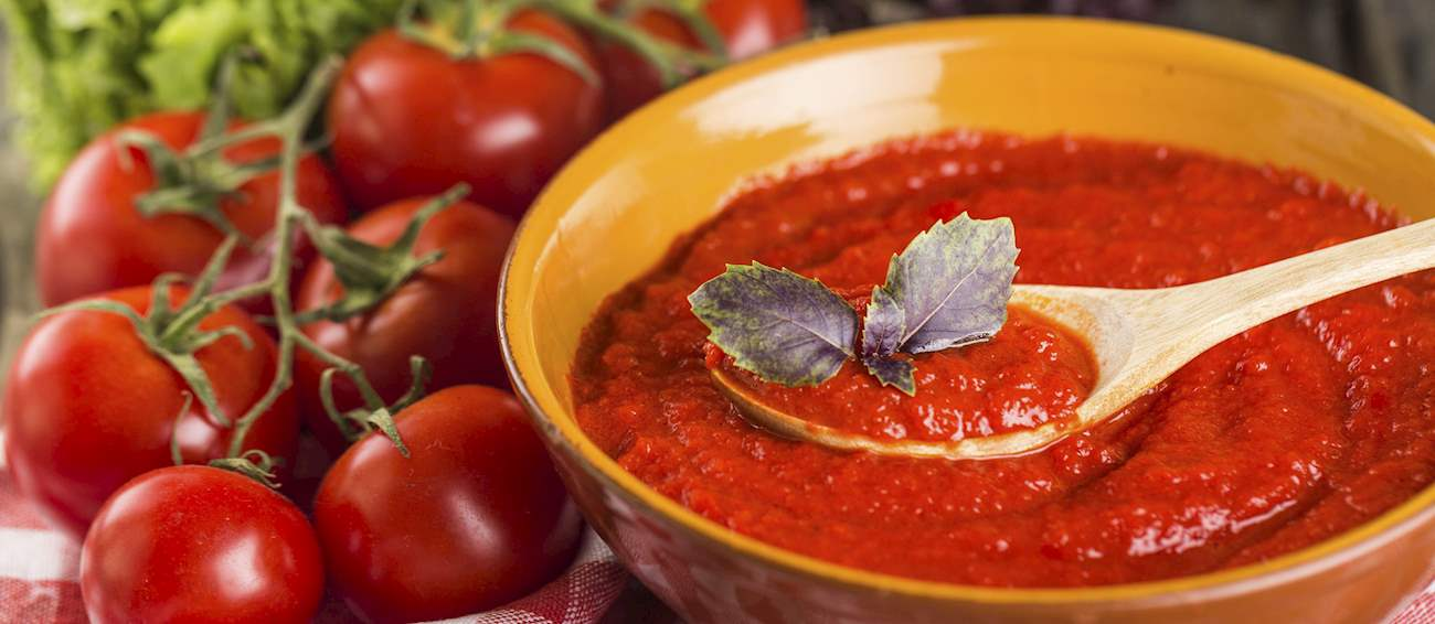 100 Most Popular Sauces in the World