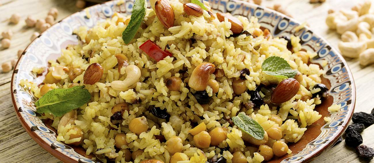 9 Most Popular Iranian Rice Dishes