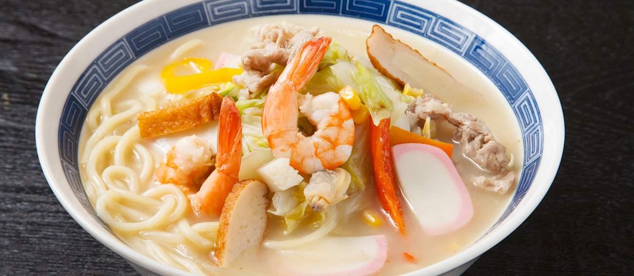 Champon   Traditional Noodle Soup From Nagasaki, Japan   TasteAtlas