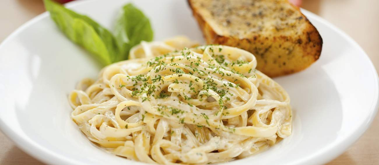 fettuccine alfredo authentic recipe  tasteatlas