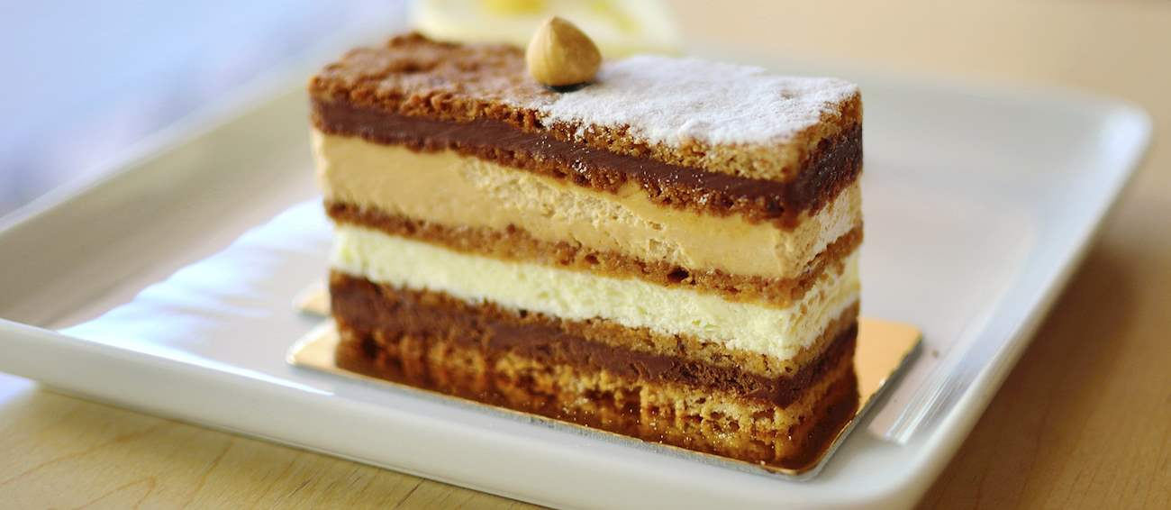Top 10||Most Popular French cakes