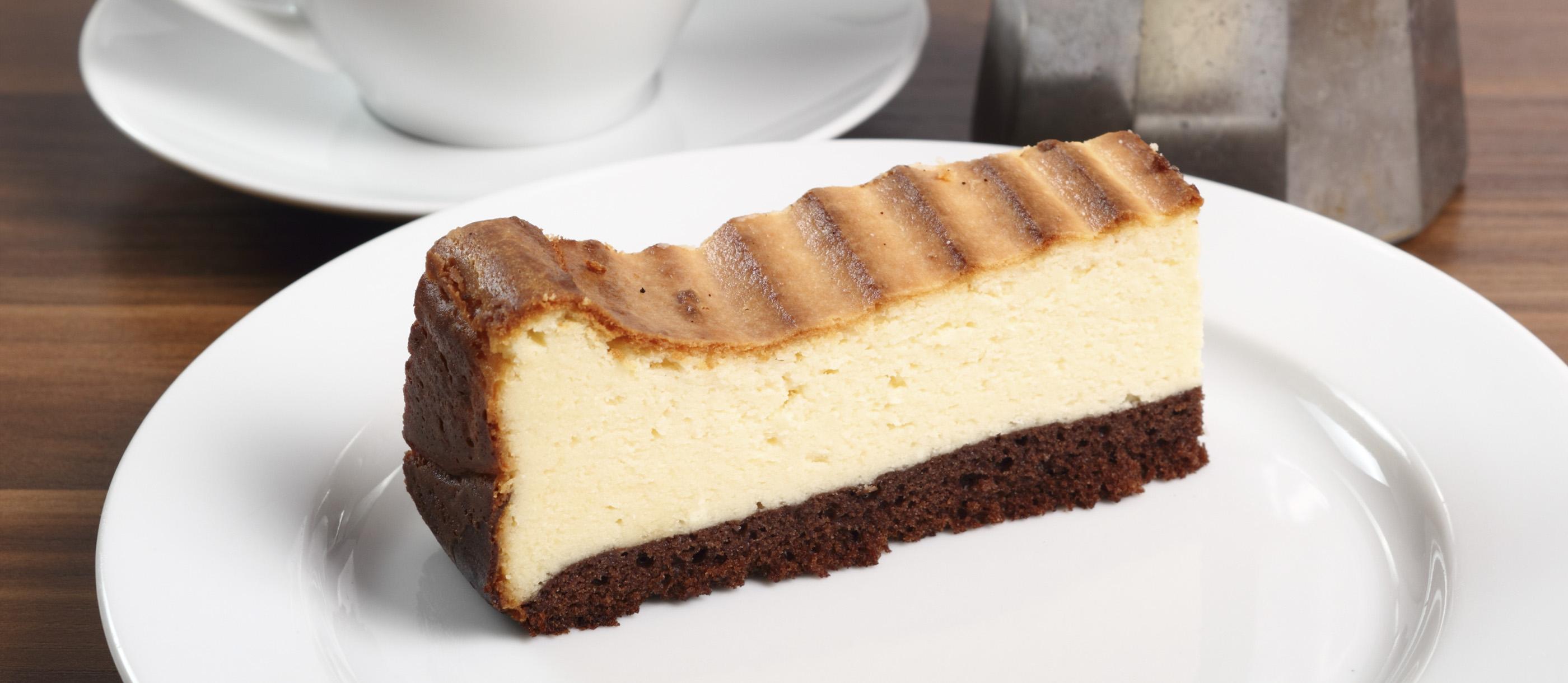 Sernik | Traditional Cheese Dessert From Poland