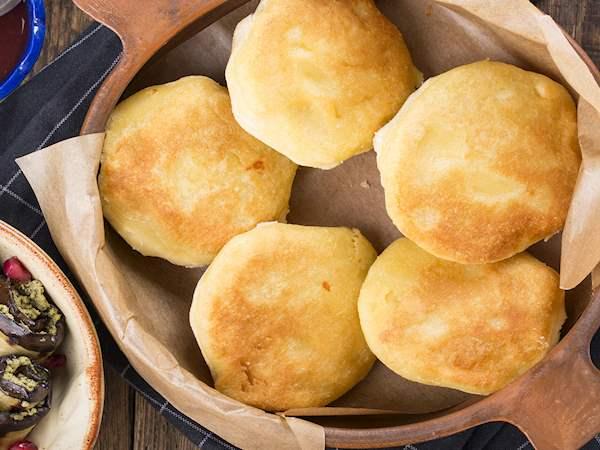 Mchadi | Traditional Bread From Georgia