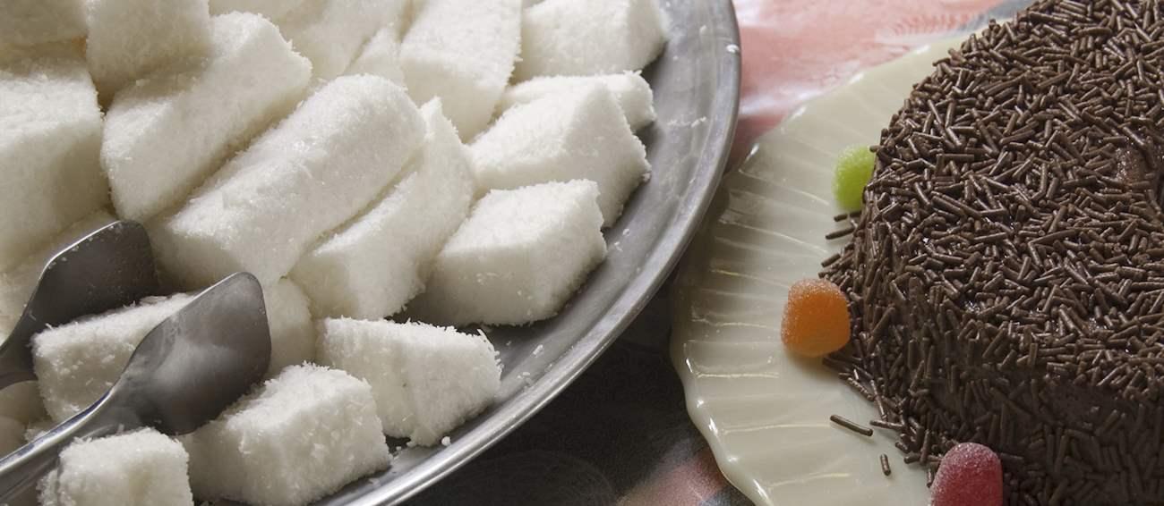 5 Worst Rated Brazilian Desserts