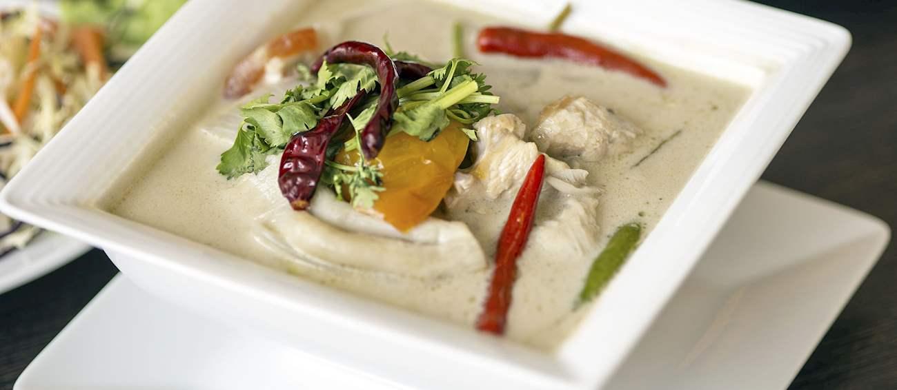 10 Most Popular Thai Soups