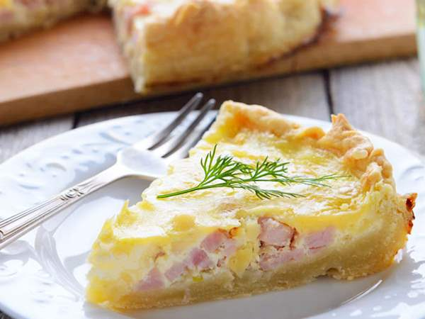 10 Most Popular French Savory Pies Tasteatlas