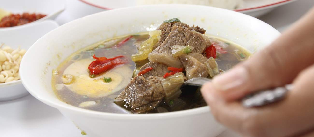 10 Most Popular Traditional Dishes in East Java