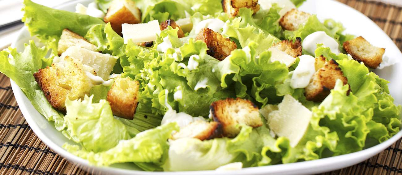 100 Most Popular Salads in the World