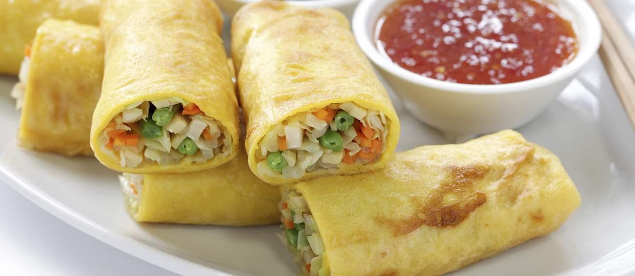 100 Most Popular Asian Snacks