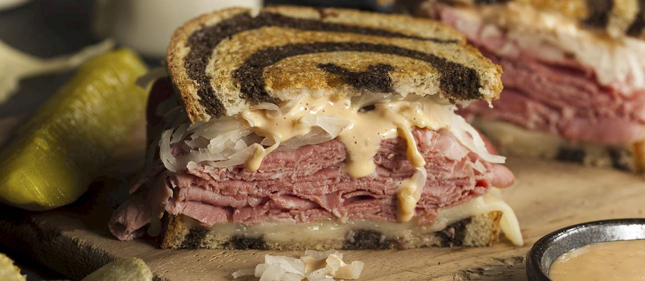 50 Most Popular Sandwiches in the World