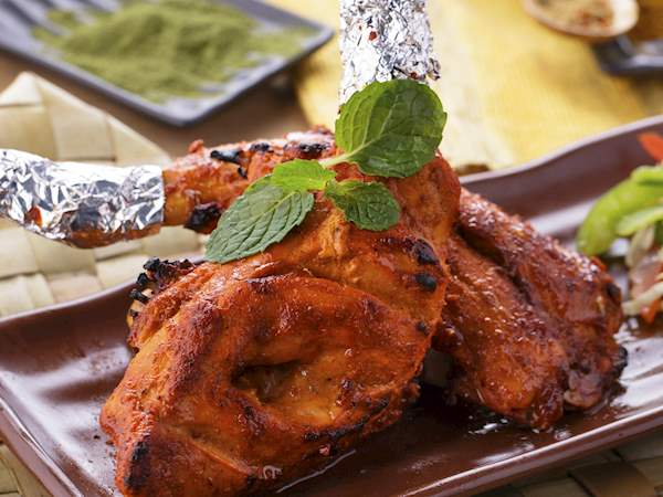 Tandoori Chicken Authentic Recipe Tasteatlas
