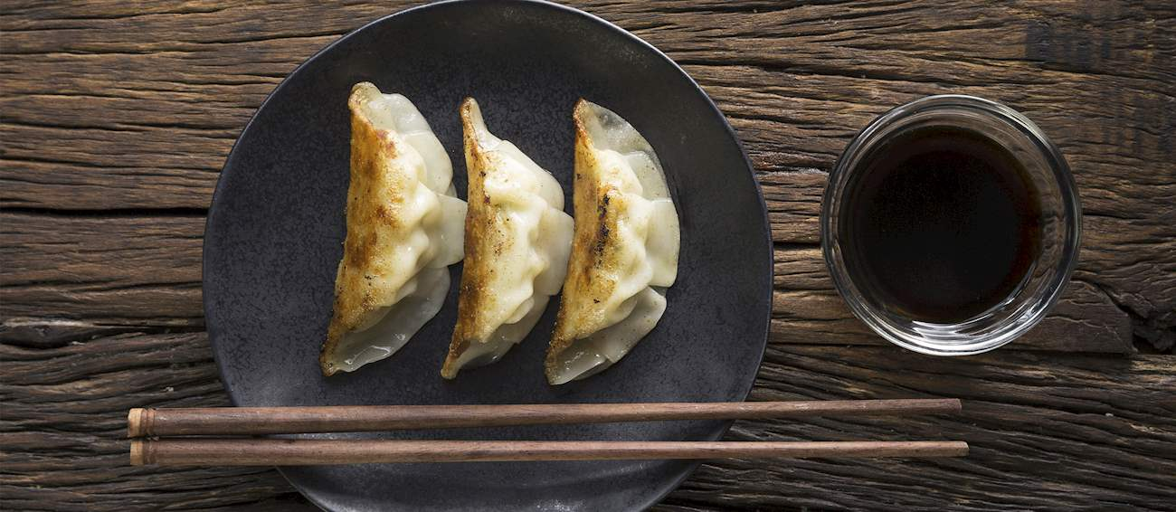 Gyoza | Traditional Dumplings From Japan | TasteAtlas