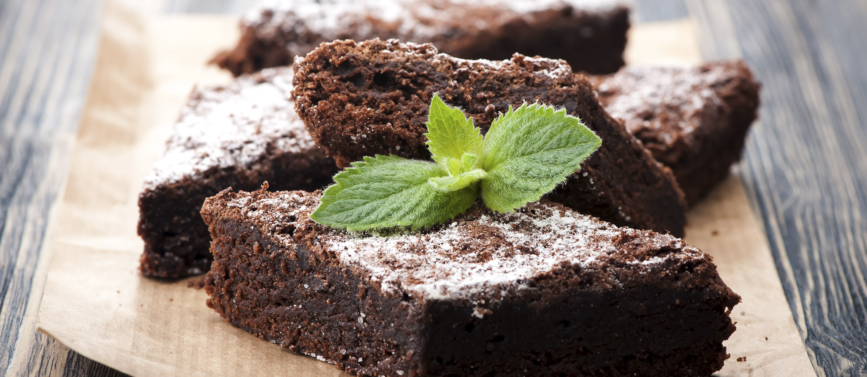 Brownies | Traditional Chocolate Dessert From United States of America