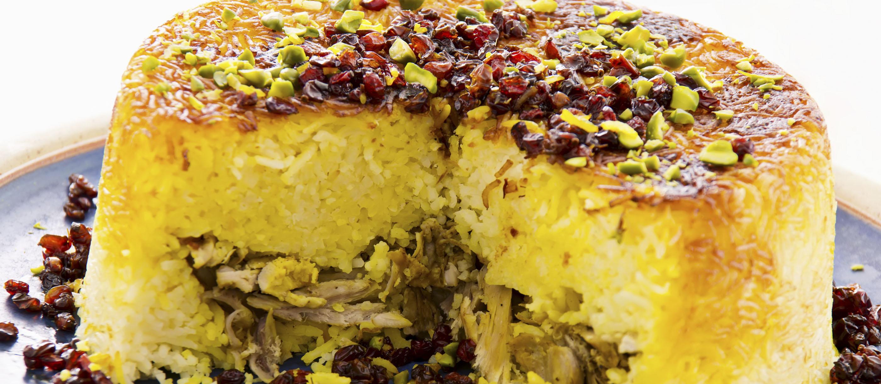 Tahchin | Traditional Rice Dish From Iran | TasteAtlas
