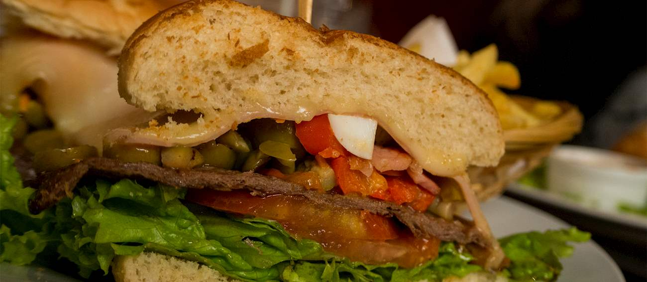 10 Best Rated Sandwiches in the World