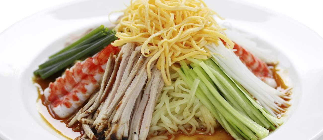 Hiyashi Chūka   Traditional Noodle Dish From Japan   TasteAtlas
