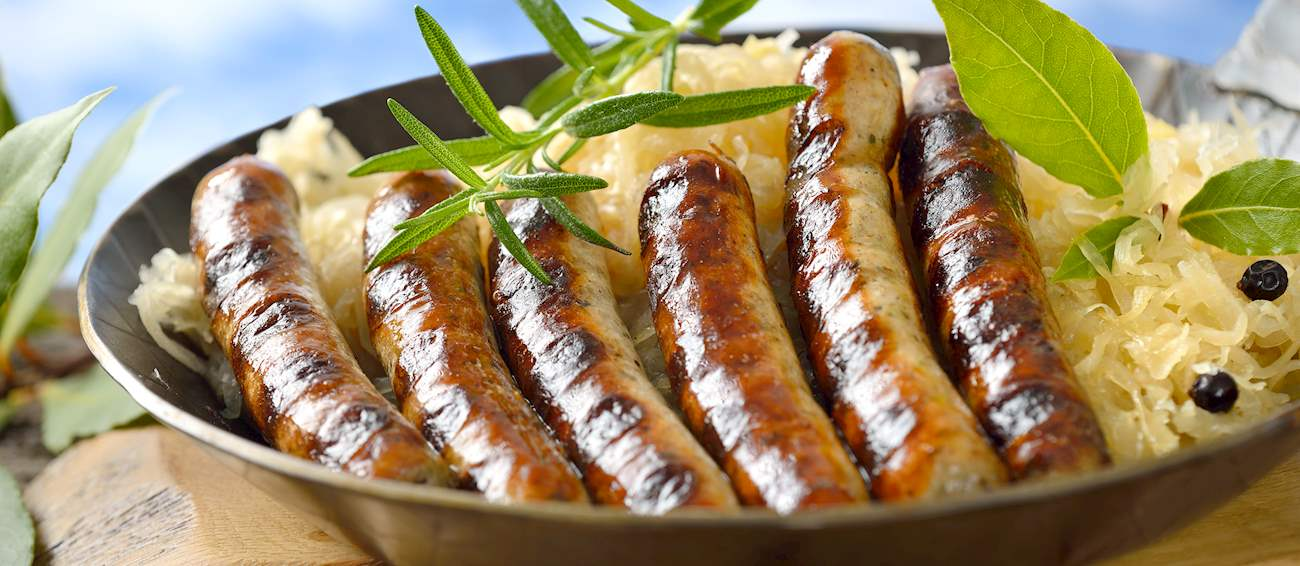 100 Most Popular Sausages in the World
