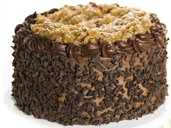Fine Where To Eat The Best German Chocolate Cake In The World Tasteatlas Funny Birthday Cards Online Hendilapandamsfinfo