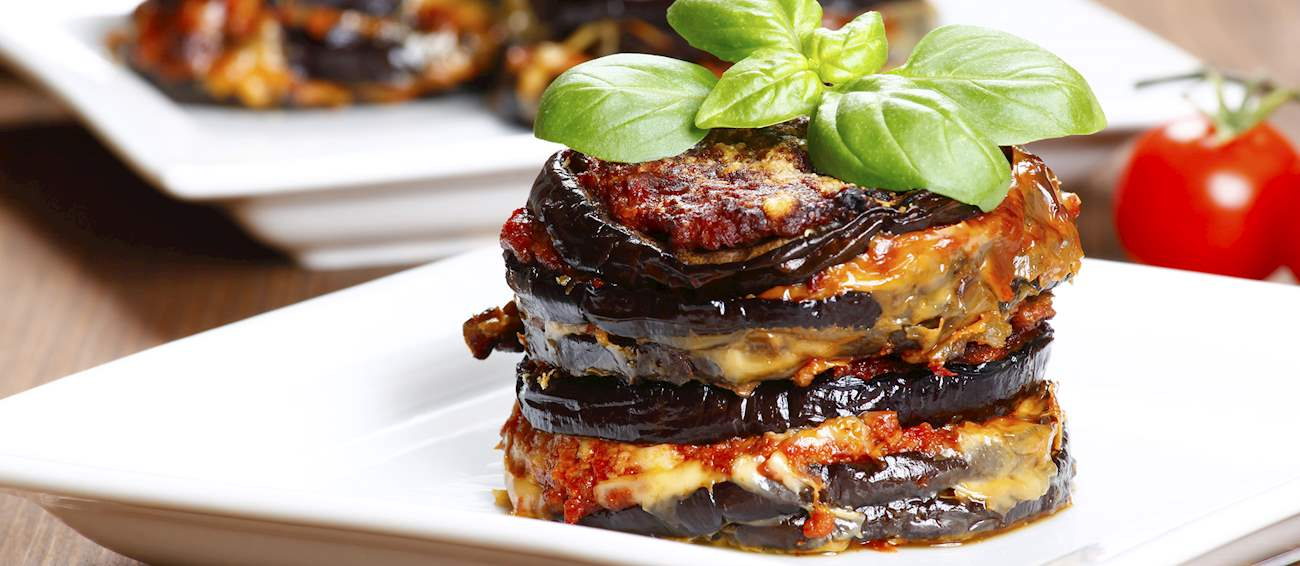 100 Most Popular European Vegetable Dishes