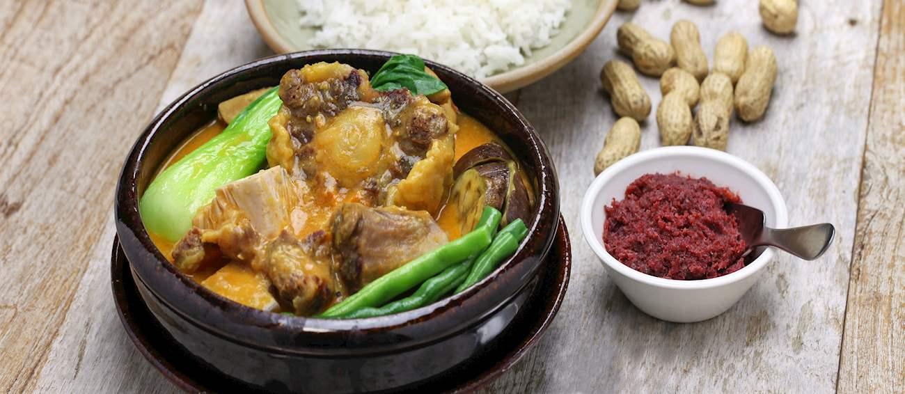10 Most Popular Filipino Stews