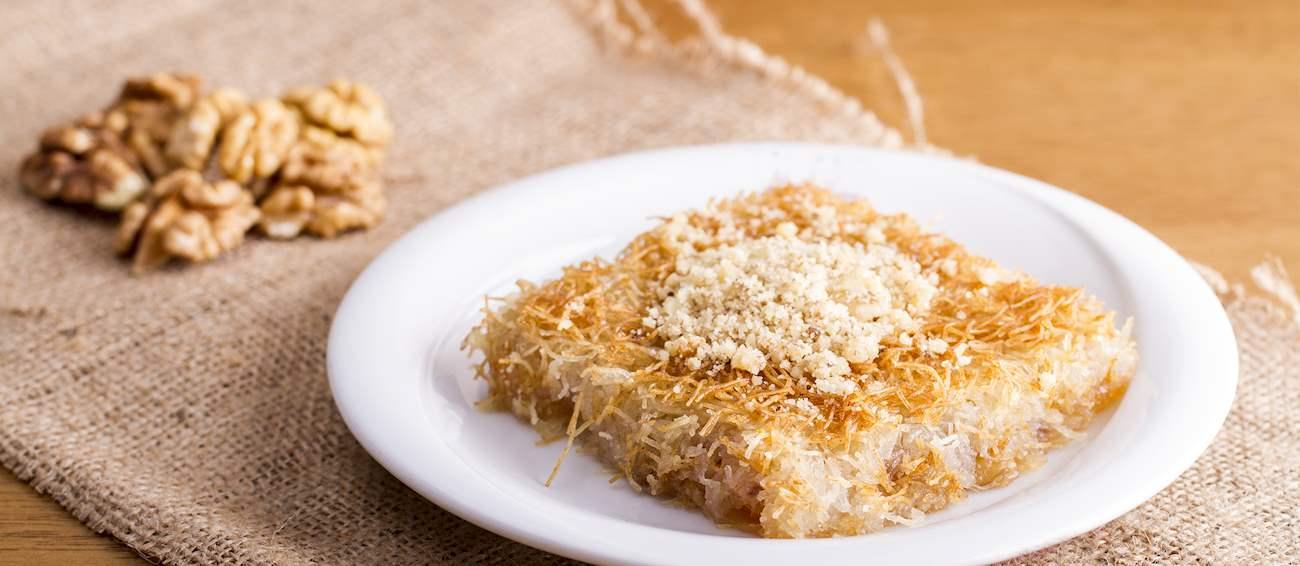 6 Worst Rated Southeastern European Desserts