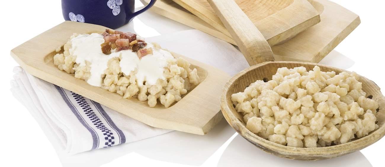 Top 10||Most Popular Slovakian foods