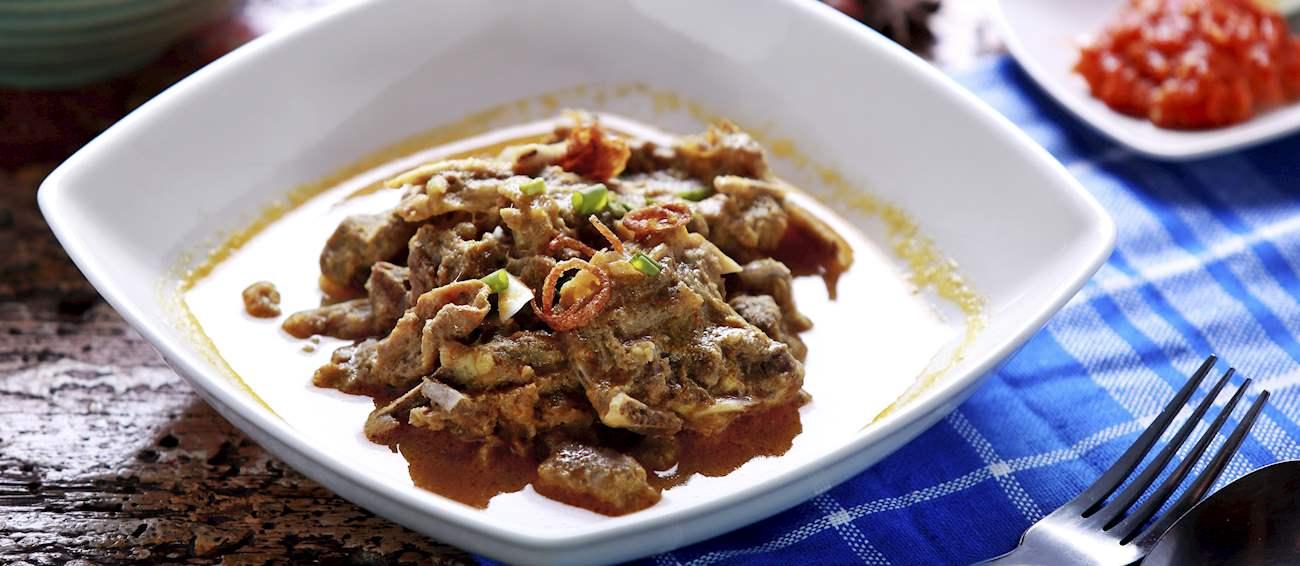 10 Most Popular Sumatran Dishes