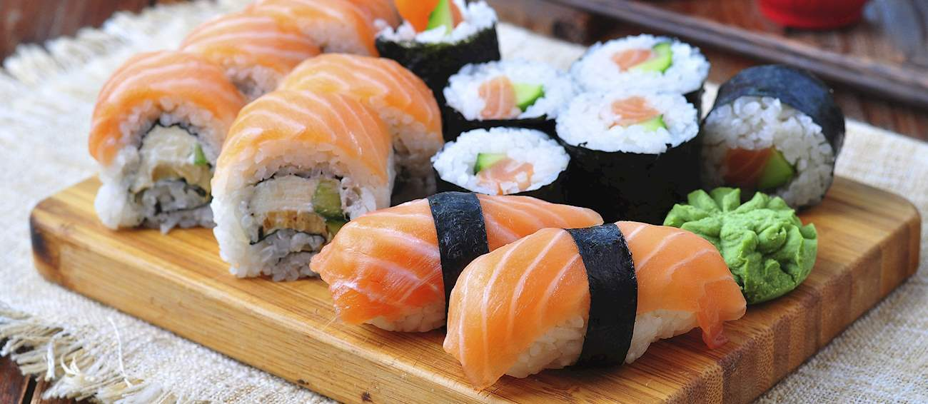 100 Most Popular Dishes in the World