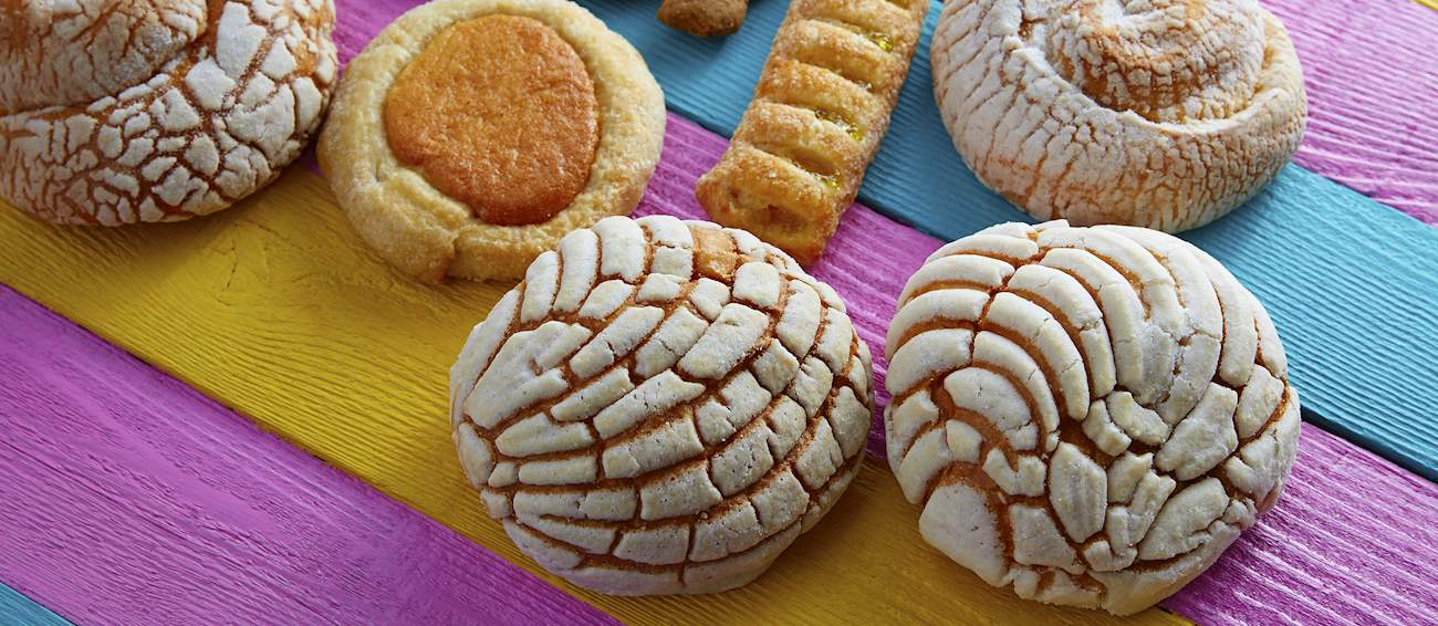 7 Most Popular Mexican Breads