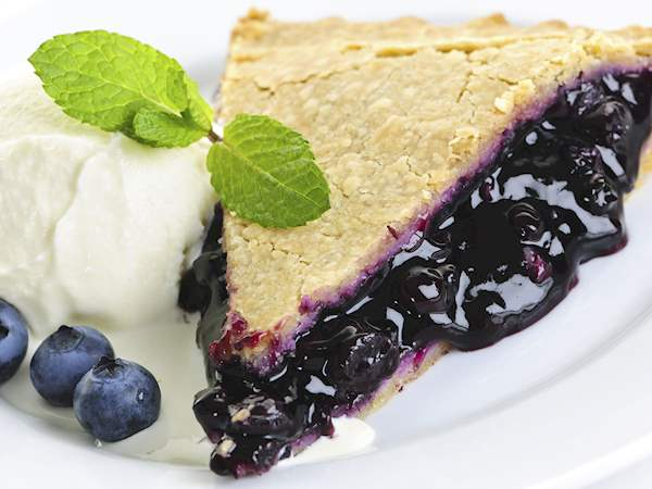 Saskatoon Berry Pie | Traditional Sweet Pie From Saskatoon, Canada