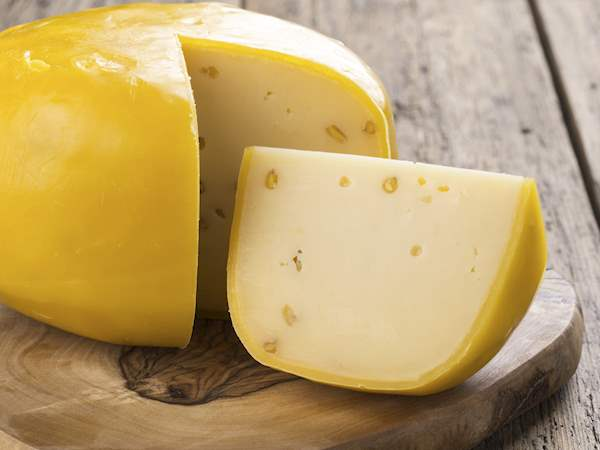 Gouda Holland Local Cheese From Gouda Netherlands