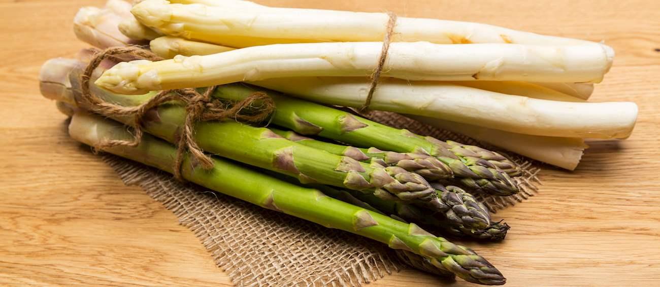 5 Most Popular Italian Asparagus