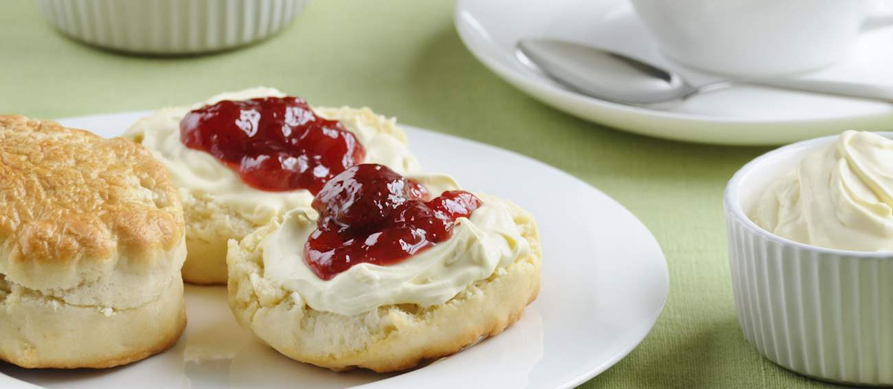 3 Most Popular British Dairy Products