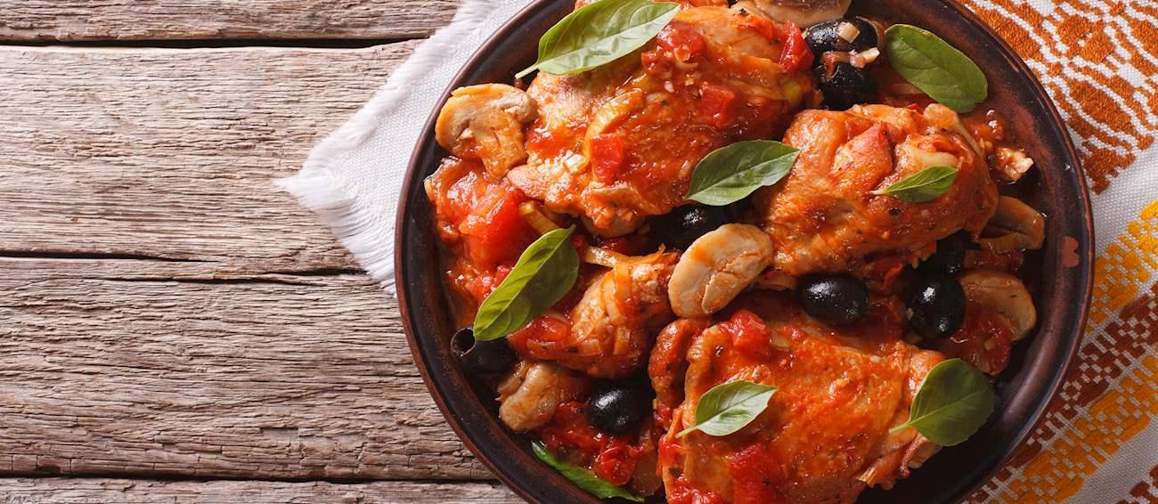 8 Most Popular Italian Chicken Dishes