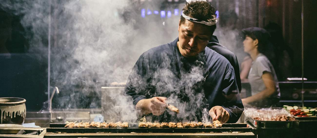 50 Most Popular Street Foods in the World