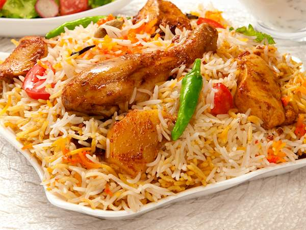 Hyderabadi Biryani | Traditional Rice Dish From Hyderabad, India ...