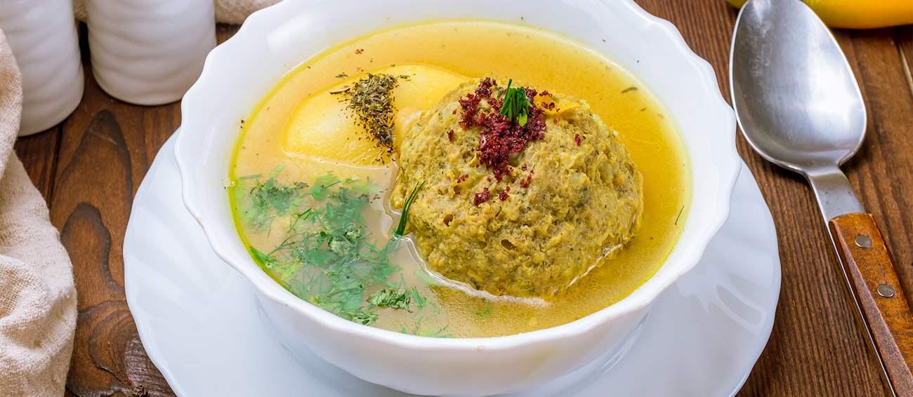 3 Most Popular Azerbaijani Soups