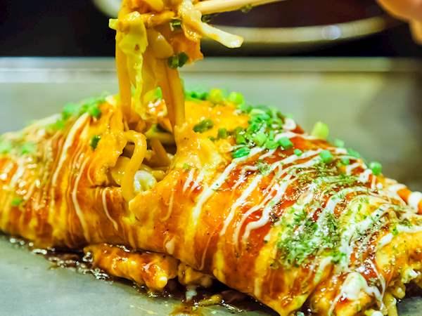 Omusoba | Traditional Egg-based Dish From Japan | TasteAtlas