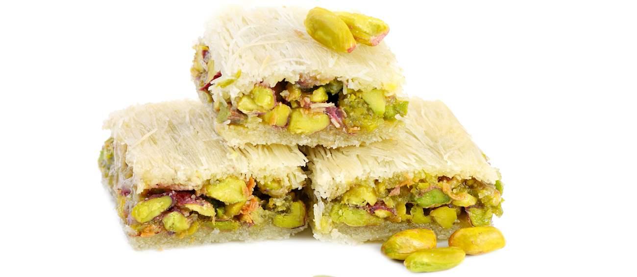10 Most Popular Syrian Desserts