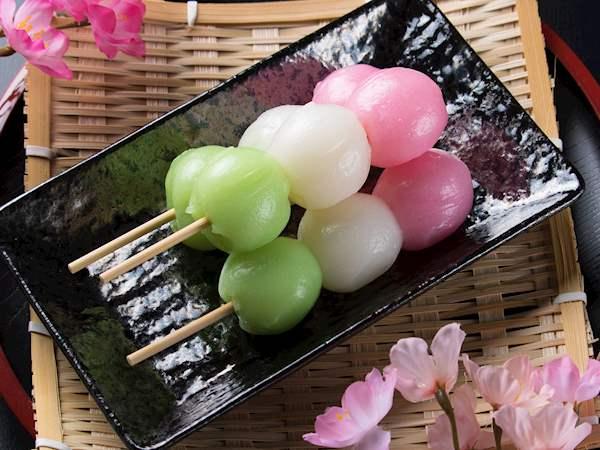 Risultato immagini per hanami dango