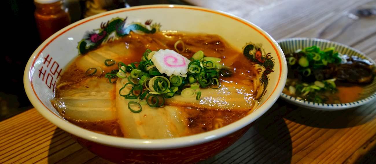 ราเมง วากายยามะ ราเมง Wakayama ramen 和歌山ラーメン